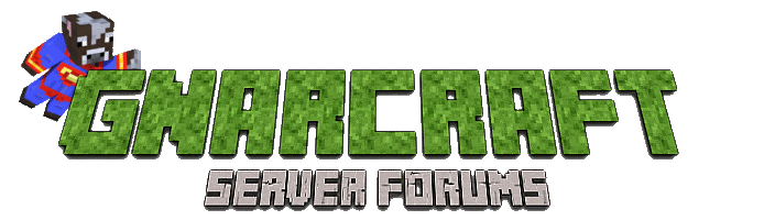 gnarCraft Server Forums